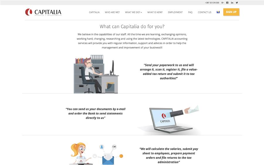 Capitalia Showcase